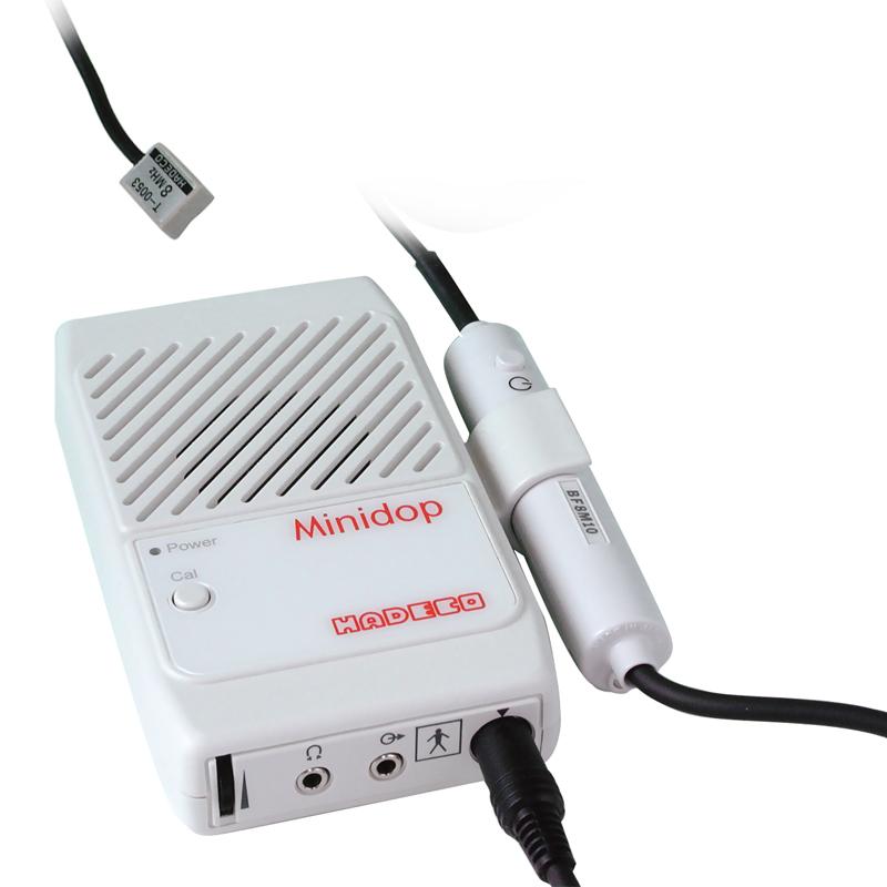 Doppler para presión arterial - MiniDop con esfigmo